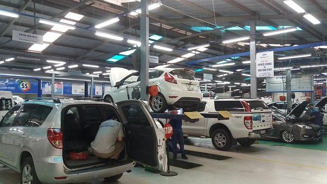 Trung tâm bảo hành bảo dưỡng và sửa chữa ô tô CHRYSLER chính hãng